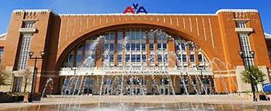 American Airlines Center Dallas