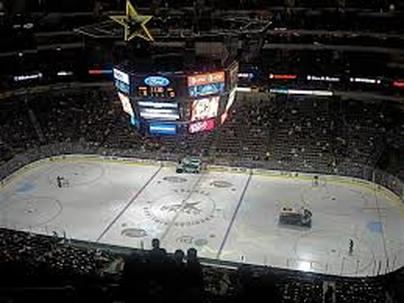 Dallas Stars Game