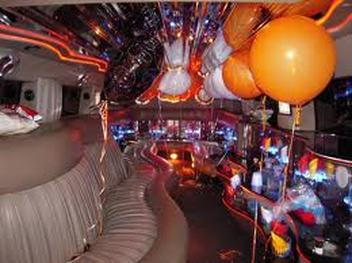 Birthday SUV Limo