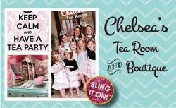 Chelsea's Tea Room And Boutique